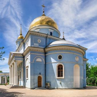 Святой покровский собор в измаиле, украина