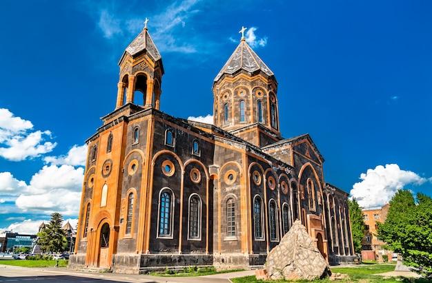 ギュムリ シラク、アルメニアの聖救世主教会
