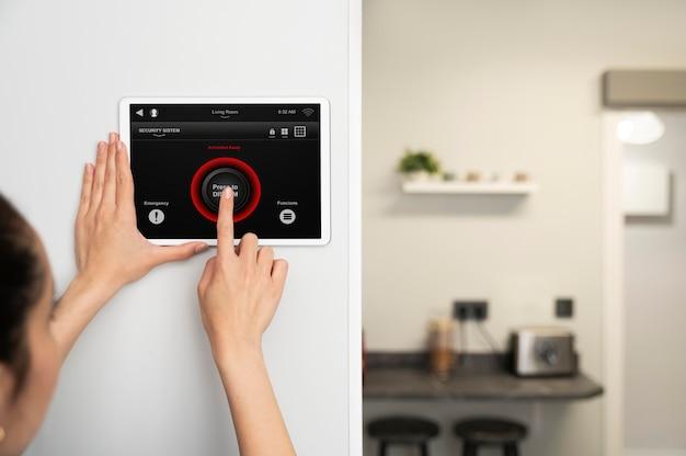 Домашняя автоматизация с помощью планшета