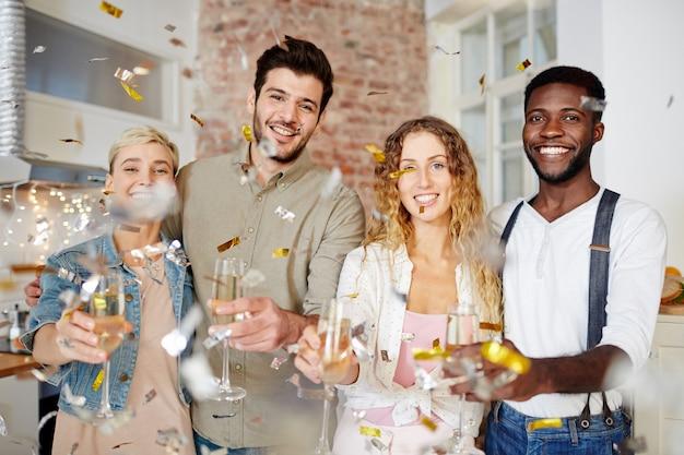 Home celebration
