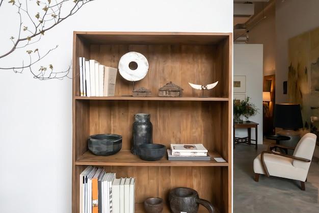 Украшение дома, деревянная мебель