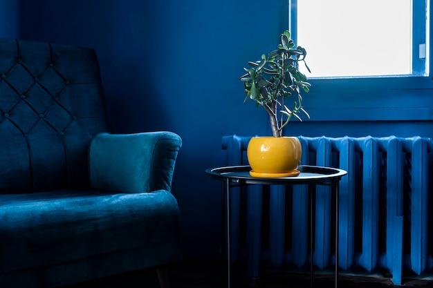 Концепция дизайна дома в помещении