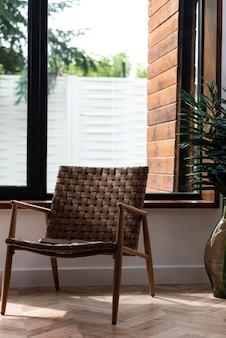 Home interior design arrangement