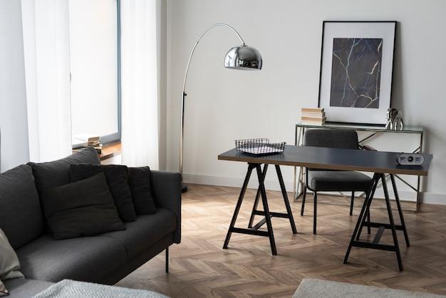 Home interior design assortment
