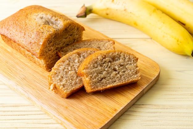 Домашний банановый хлеб