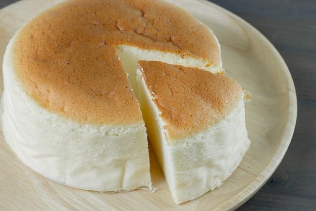 수제 치즈케이크, 건강한 여름 디저트 파이 치즈케이크