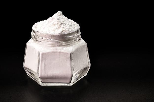 Домашние химические дрожжи, добавка, добавляемая в тесто для роста, без сульфата алюминия и натрия. здоровая пища.
