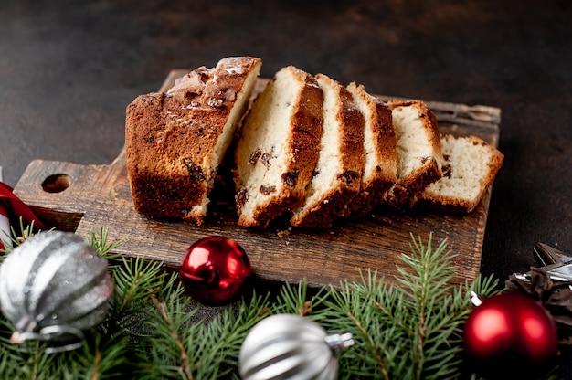 クリスマスのための自家製クッキー