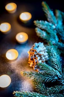 집에서 만드는 달콤한 크리스마스 트리