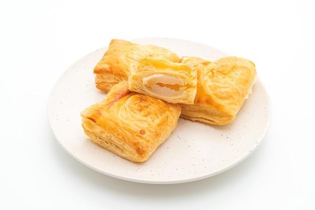 Домашний пирог с пальмами toddy