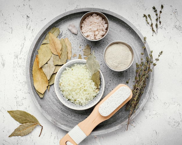 Homemade treatment ingredients