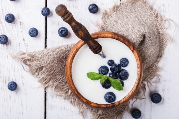 Homemade yogurt, sour cream