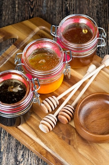 꿀과 숟가락