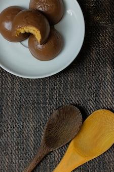 蜂蜜パンクッキー、典型的なブラジルのお菓子