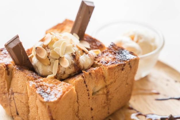 Медовый тост
