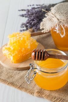 Мёд с медом