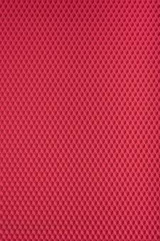 Honeycomb texture. red geometric.