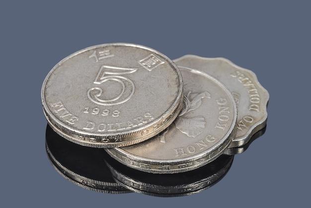 香港ドル硬貨