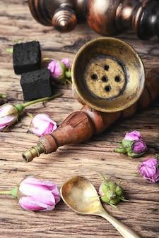 茶薔薇の味とフーカ