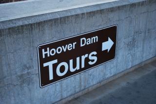 Hoover dam, tour