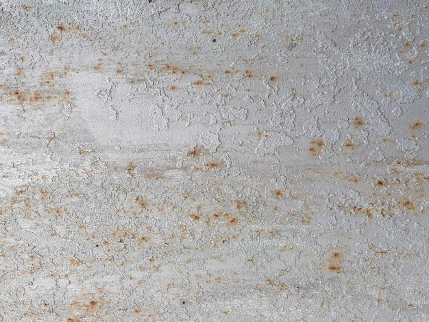 Горизонтальный фон из старого железа с элементами ржавчины