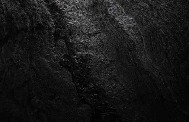 가로 검은 돌 질감 배경