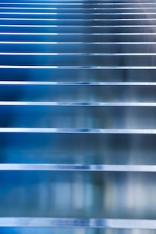Horizontal lines and strips abstract background