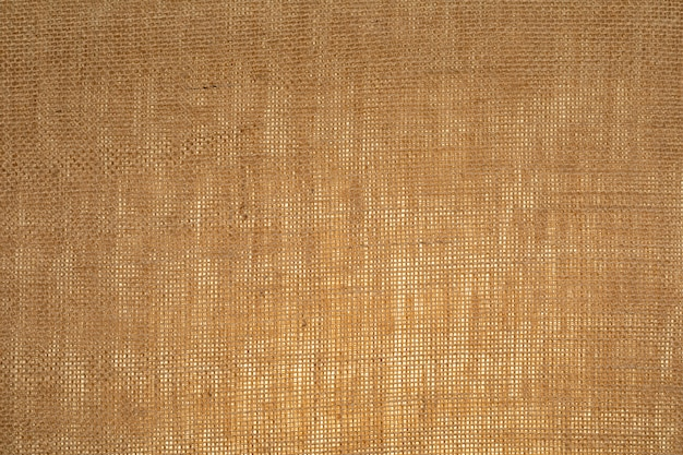 Горизонтальная текстура мешка (полупрозрачная) с видимыми волокнами.