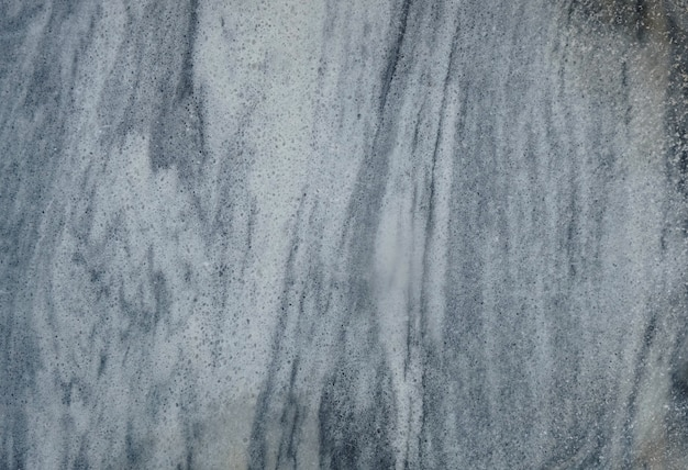 Horizontal texture of the gray marble background