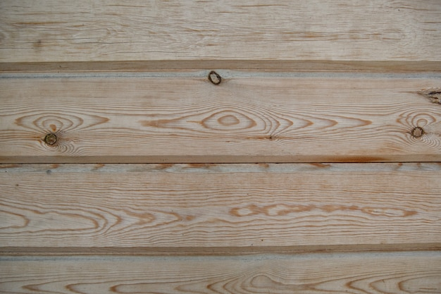 Horizontal wood texture background surface with natural pattern. rustic wooden table or floor top view.