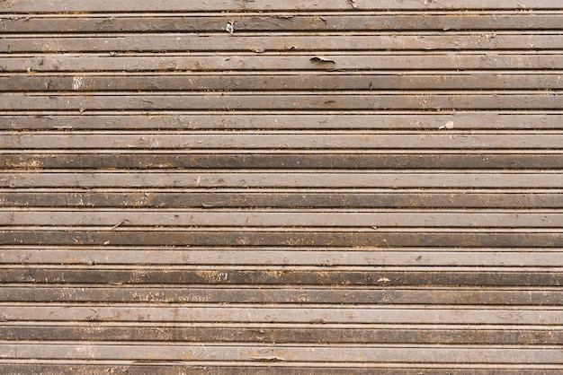 Horizontal wooden lines background texture