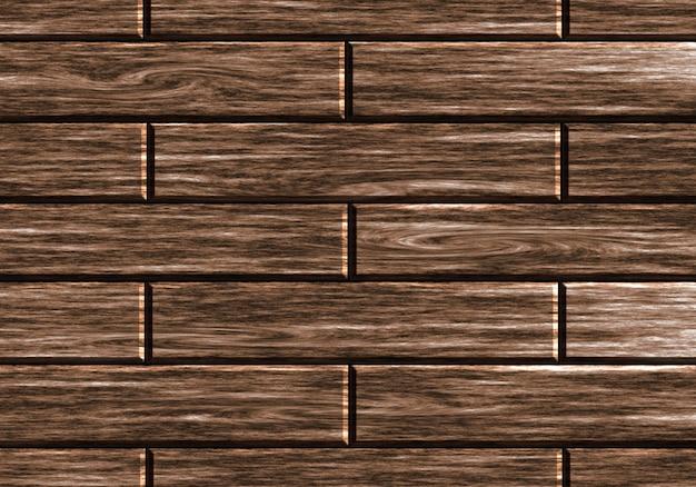 Горизонтальная деревянная доска текстурированный фон