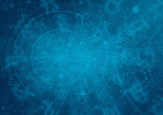 Horoscope astologist background pattern wallpaper