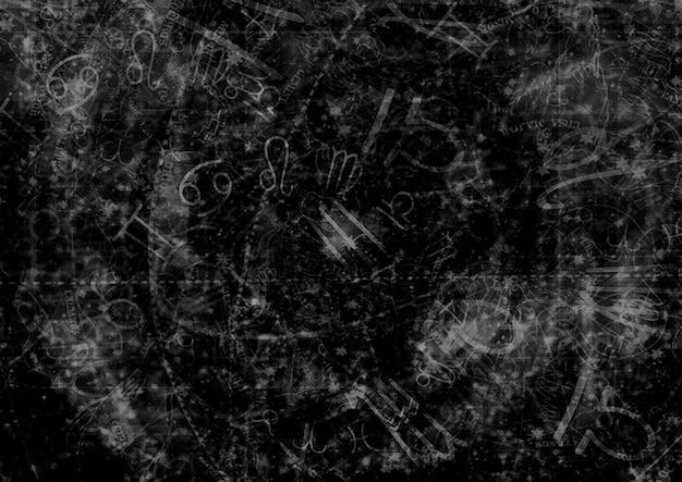 Horoscope astologist background