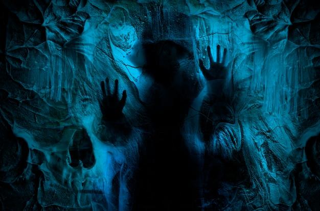 Концепция фильма ужасов