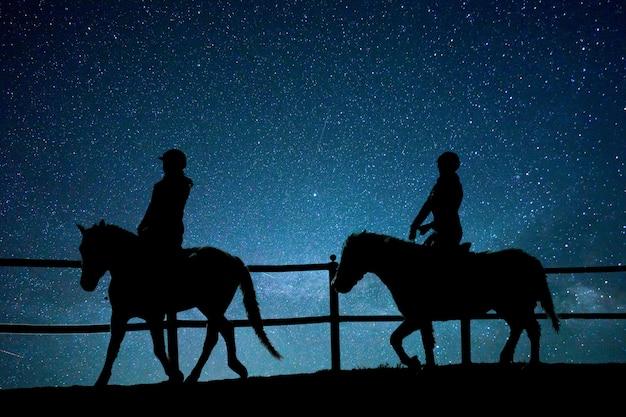 Верховая езда во вселенной