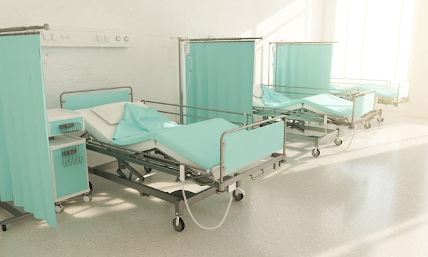 Hospital intensive care