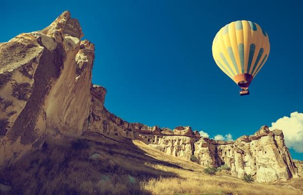 Воздушный шар над каппадокией