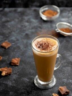 Горячий шоколадный напиток