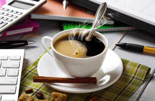 業務用商品のホットコーヒー