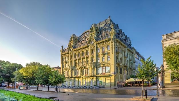 オデッサ、ウクライナのホテルボルシャヤモスコフスカヤ