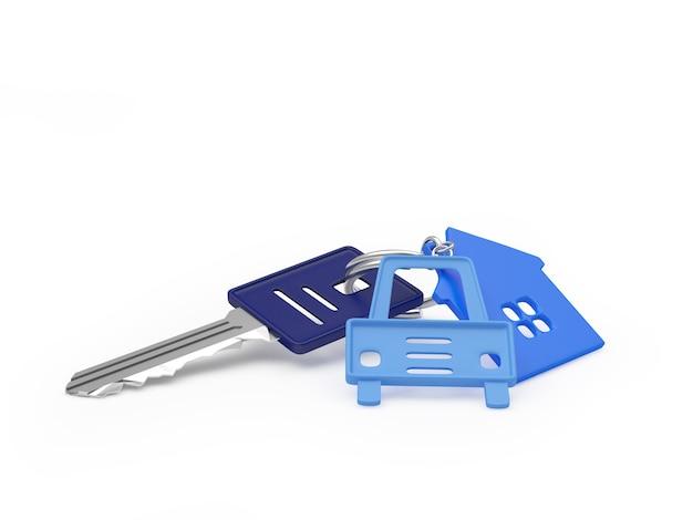 Ключи от дома и машины