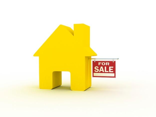 판매, 3d 렌더링 하우스
