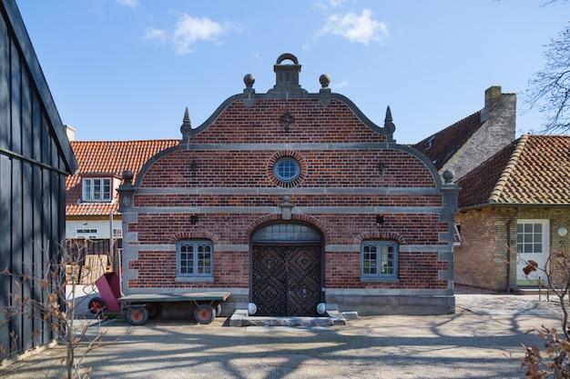 House in the king's garden at rosenborg castle