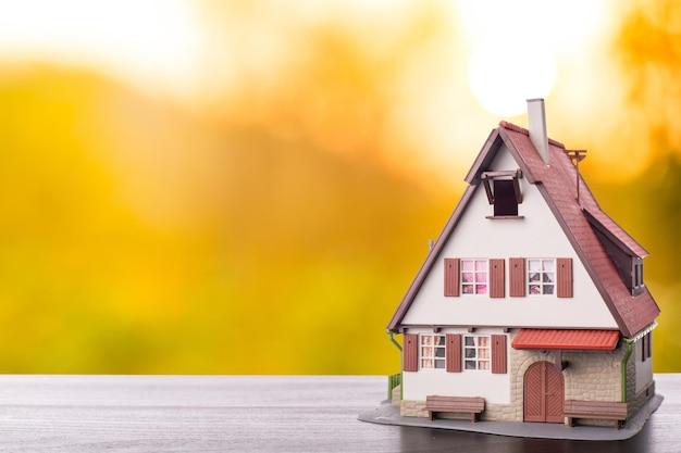 Дом, недвижимость для инвестиций на продажу в будущем.