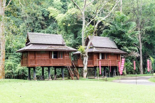 Дом таиланд стиль