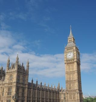 영국 런던에 있는 국회의사당 일명 웨스트민스터 궁전