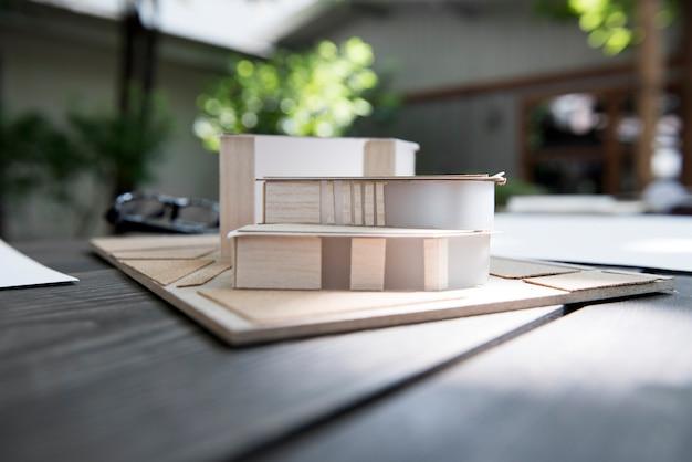 Housing model architecture design
