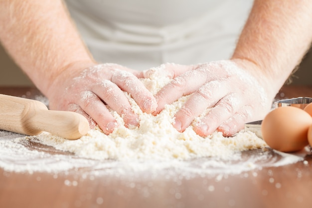 How to make a pastry - step by step
