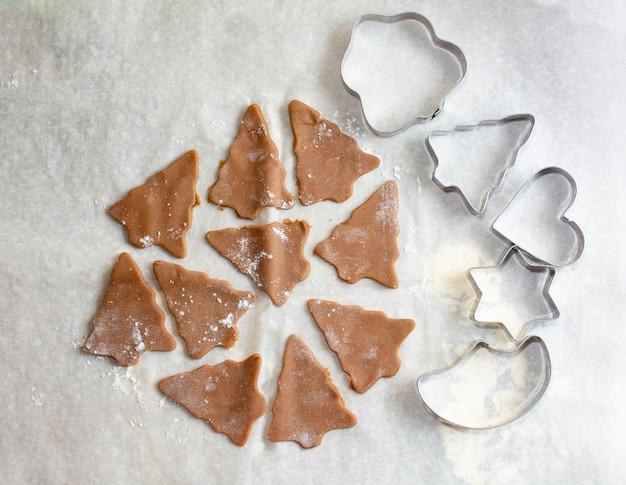 Как приготовить рождественское печенье дома